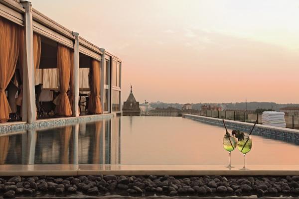 Rom Hotel Palazzo Naiadi Premium-Reisen
