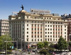 Madrid HTL Gran Melia Fenix Fassade