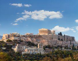 Athen Reise