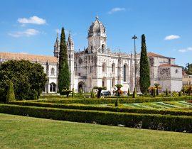 Hieronymuskloster (Mosteiro dos Jeronimos)