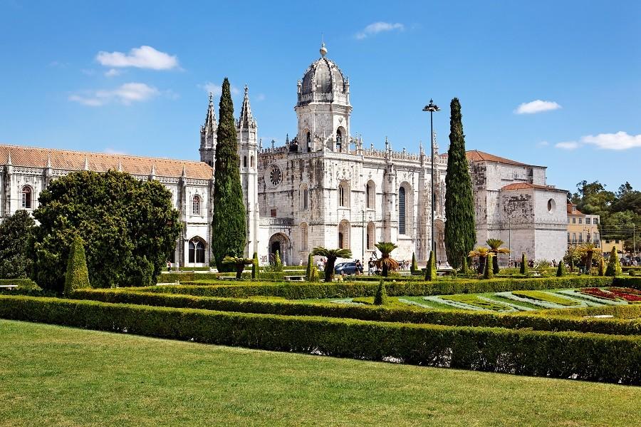 Sehenswürdigkeiten in Lissabon: Hieronymuskloster (Mosteiro dos Jeronimos)
