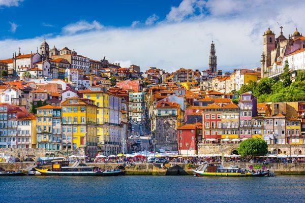 Reise nach Porto - Panorama