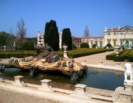 Lissabon Queluz