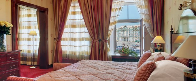 Hotel Kempinski St. Petersburg, Eremitage