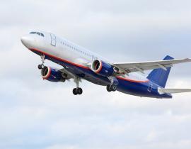Airbus Aeroflot - Flugzeug