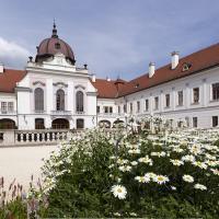 Schloss Gödöllö vor Budapest