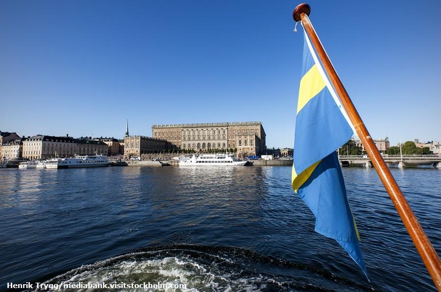 Königliches Schloss Stockholm Foto: Henrik Trygg