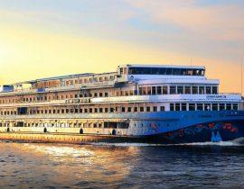 Flussreise Moskau Sankt Petersburg, Reise nach Russland