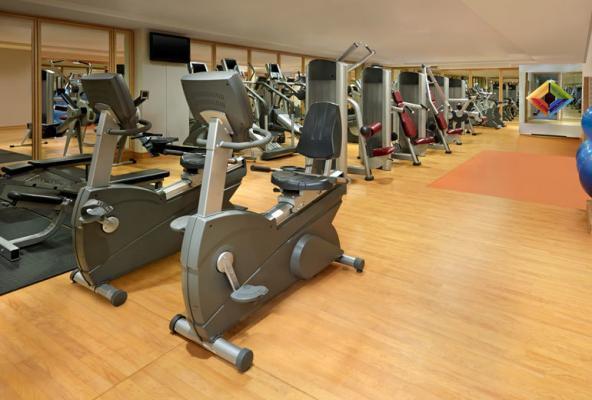 Hotel Sheraton Stockholm - Fitness-Center