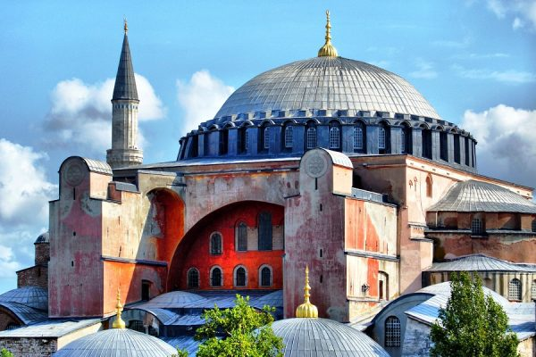 Hagia Sophia, Sehenswürdigkeiten in Istanbul