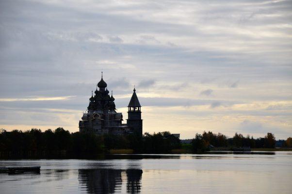 Kischi Flusskreuzfahrt Russland