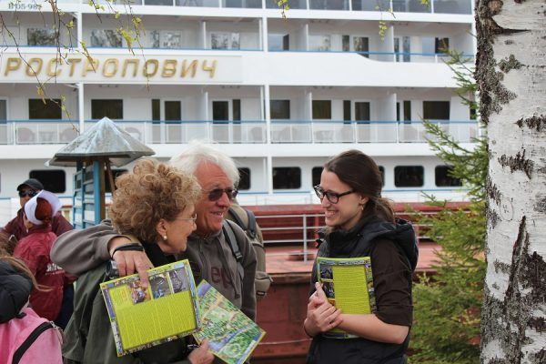 Mandrogi Russland Flusskreuzfahrt