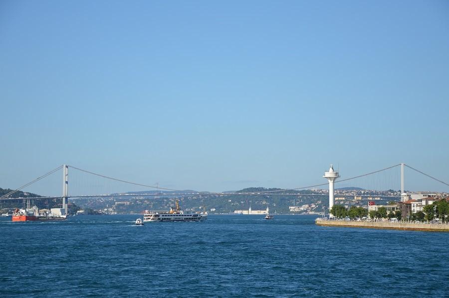 Istanbul Bosporus