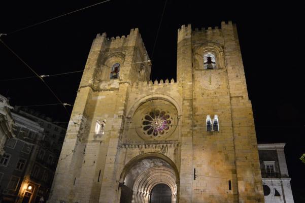 Sehenswürdigkeiten in Lissabon: Catedral Sé Patriarcal