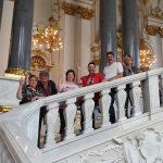 Kundenfoto Gruppe Kapitza in St. Petersburg