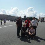 St. Petersburg, Roter Platz