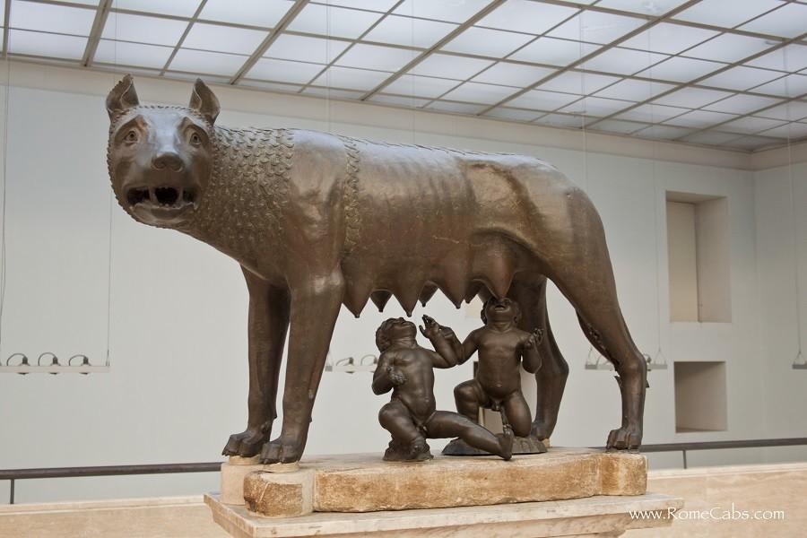 Remus und Romulus Redewendungen