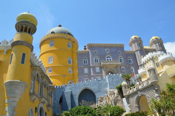 Sehenswürdigkeiten in Lissabon: Sintra