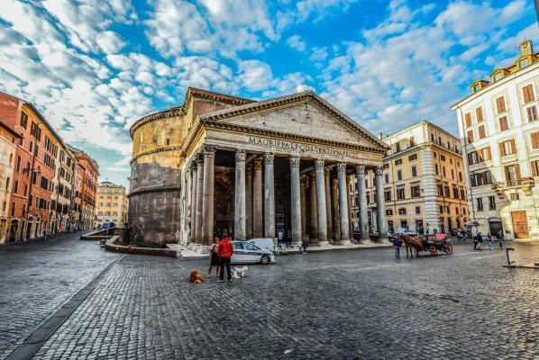 Städtereise Rom: Das Pantheon