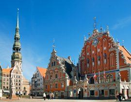 Riga Rathausplatz
