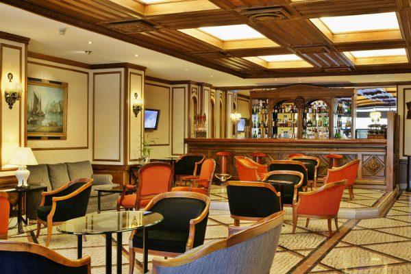 Lobby-Bar Hotel SANA Rex Lissabon