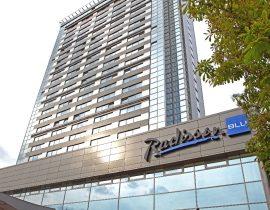 Hotel Radisson Blu Latvija Riga