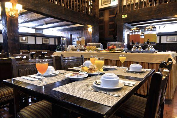 Frühstück Hotel SANA Rex Lissabon