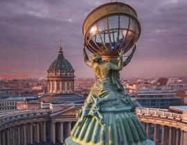 Städtetrip St. Petersburg