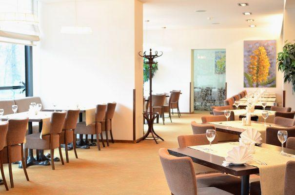 Restaurant Panorama Hotel Vilnius