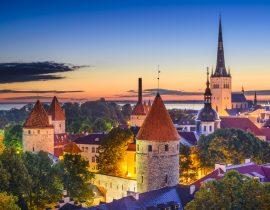 Reise nach Tallinn