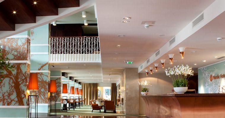 Das Nordic Forum Hotel In Tallinn