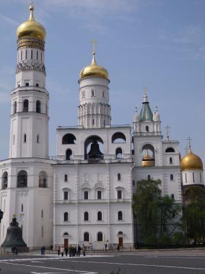 Kathedrale im Moskauer Kreml