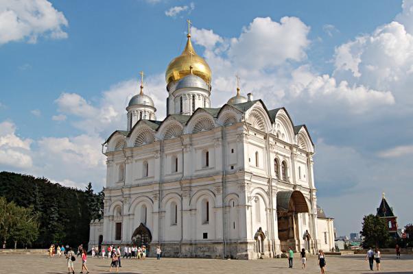 Erzengel-Michael-Kathedrale im Kreml