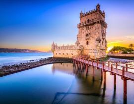 Torre de Belem in Lissabon
