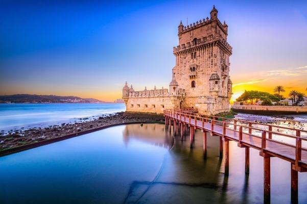 Sehenswürdigkeiten in Lissabon Nr. 1: Torre de Belém in Lissabon