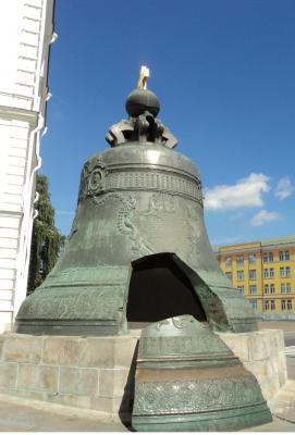 Zaren-Glocke im Moskauer Kreml