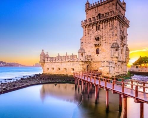 Städtetrip Lissabon: Torre de Belém in Lissabon