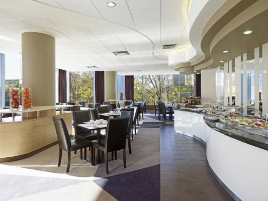 Restaurant Hotel Mercure Centrum Warschau
