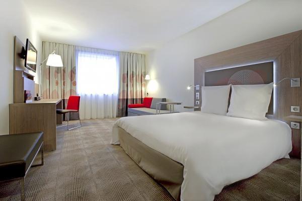 Doppelzimmer Hotel Novotel Centrum Krakau