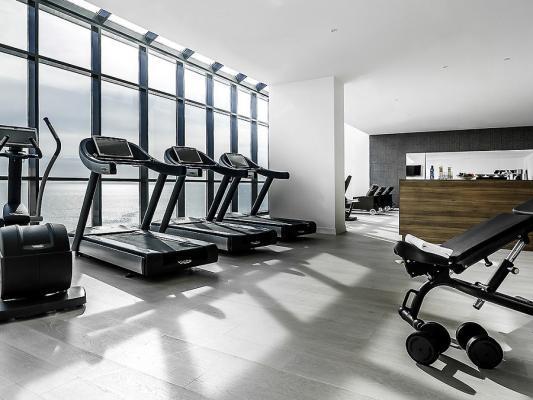Fitnessstudio Hotel Pullman Sotschi