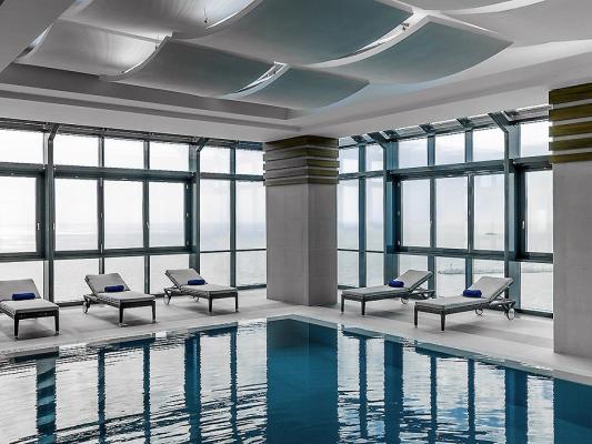 Pool Hotel Pullman Sotschi