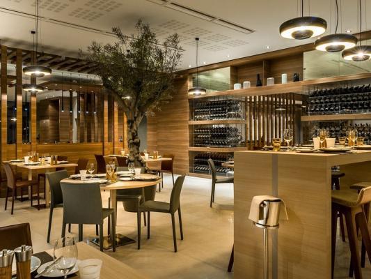 Restaurant Hotel Pullman Sotschi