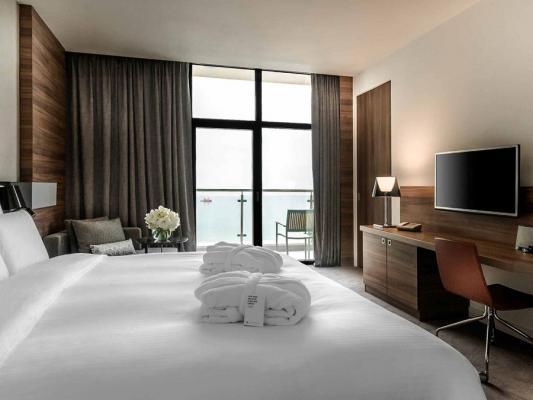 Doppelzimmer Hotel Pullman Sotschi