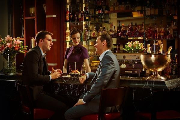 Lobby Bar Corinthia Hotel