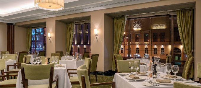 Restaurant Imperial - Corinthia Hotel, St. Petersburg