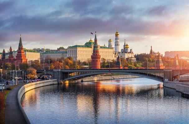 Reise Moskau Sotschi