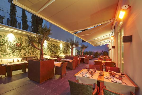 Restaurant Hotel PortoBay Liberdade***** in Lissabon
