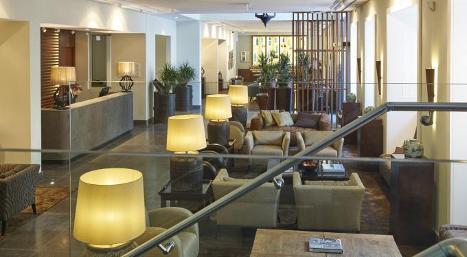 Lobby Hotel PortoBay Liberdade***** in Lissabon
