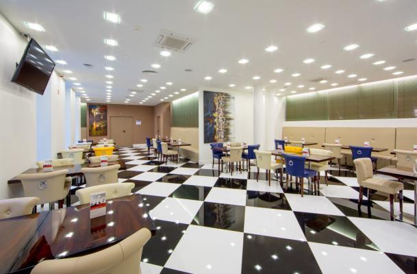 Lobby Hotel Holiday Inn Express*** in Lissabon