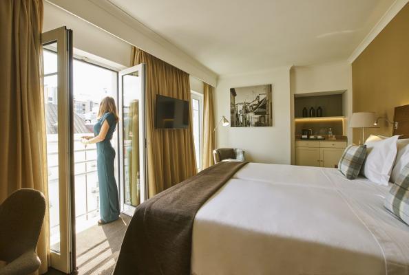 Doppelzimmer Hotel PortoBay Marquês**** in Lissabon